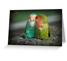 It Must Be Love, Love, Love ... Greeting Card