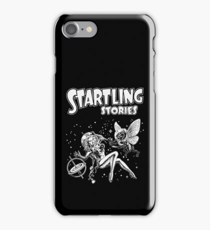 Science Fiction Startling Stories iPhone Case/Skin