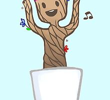 i am groot by kirk the jerk