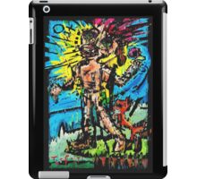 The Fool's Role In The Nothing Universe iPad Case/Skin