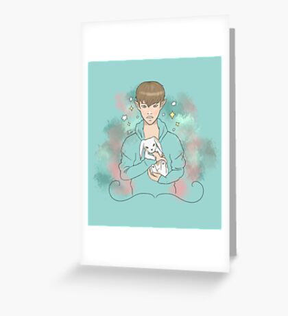 VIXX Ken 4 Greeting Card