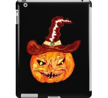 Halloween Pumpkin Art 4 iPad Case/Skin
