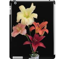 Lily Colours iPad Case/Skin