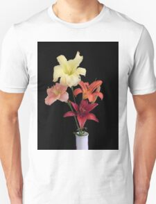 Lily Colours Unisex T-Shirt