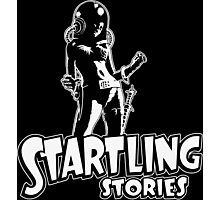 Science Fiction Startling Stories Magazine Photographic Print