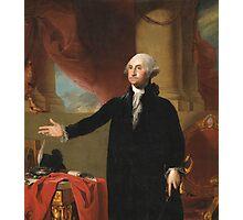 Gilbert Stuart - George Washington Photographic Print