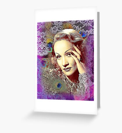 My Pagan Private Goddess Greeting Card