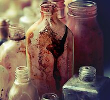 Deadly Potions by Trish Mistric