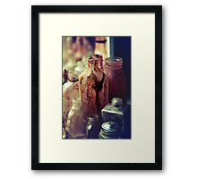 Deadly Potions Framed Print