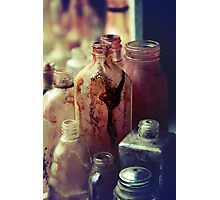 Deadly Potions Photographic Print