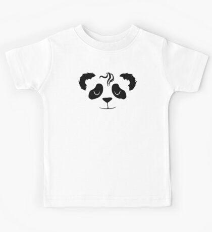 Panda Beard Kids Clothes