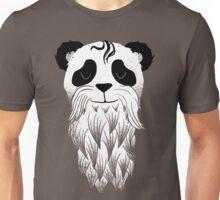 Panda Beard Unisex T-Shirt