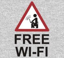 Free Wi-FI by refreshdesign