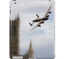 Lancaster City Of Lincoln  iPad Case/Skin