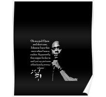 Who Do You Call When Cops Murder? All Lives Matter T Shirt Poster