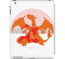 Pokemon evolution 1 iPad Case/Skin