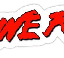 Dune Rats! Sticker