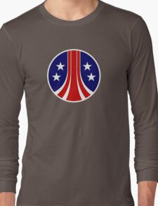 Aliens USS Sulaco mission patch Long Sleeve T-Shirt