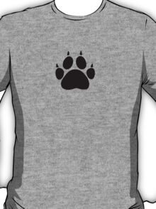Cat Paw Print T-Shirt