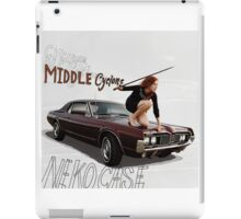 Neko Case - Middle Cyclone iPad Case/Skin