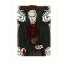 Lord Edmond Art Print