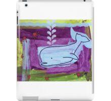 Whalecome iPad Case/Skin