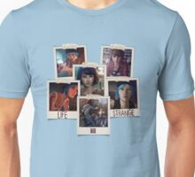 Life Is Strange - Photo Collage Unisex T-Shirt