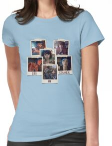 Life Is Strange - Photo Collage Womens Fitted T-Shirt