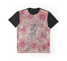 Beautiful Floral  Graphic T-Shirt