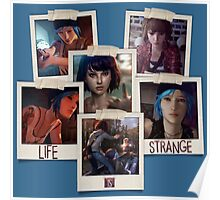 Life Is Strange - Photo Collage Poster