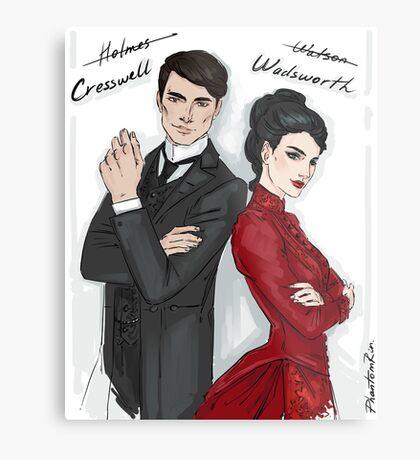 Cresswell & Wadsworth Metal Print