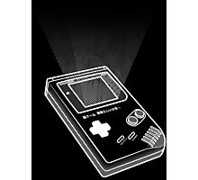Gameboy 2 Photographic Print