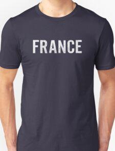 France Unisex T-Shirt