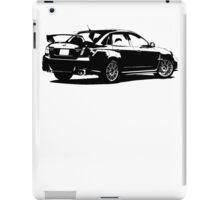Subaru Impreza WRX STI 2011 iPad Case/Skin