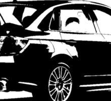 Subaru Impreza WRX STI 2011 Sticker