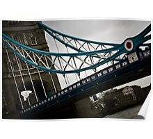 London Bridge Poster
