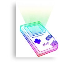 Gameboy 3 Canvas Print