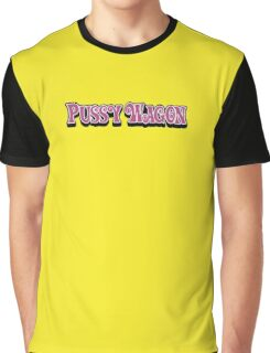 Pussy Wagon - Variant 4 Graphic T-Shirt