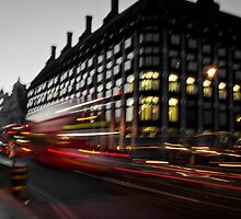 Westminster Lights by Alexandra Vaughan Photography & Design