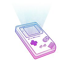 Gameboy 4 Photographic Print