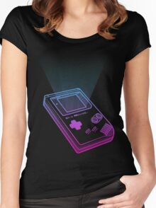 Gameboy 4 Women's Fitted Scoop T-Shirt