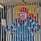 Dunk The Clown by phil decocco