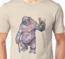 Bilbo and the Troll Unisex T-Shirt