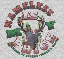 Empire of Storms - Nameless Is My Price One Piece - Short Sleeve