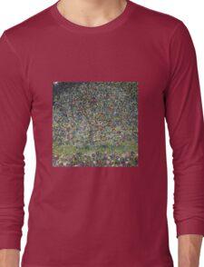 Gustav Klimt - Apple Tree I Long Sleeve T-Shirt