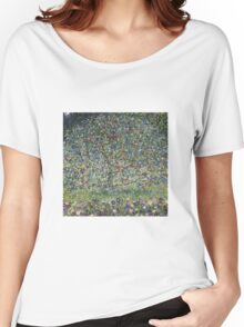 Gustav Klimt - Apple Tree I Women's Relaxed Fit T-Shirt
