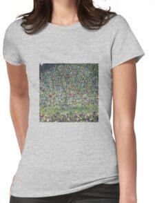 Gustav Klimt - Apple Tree I Womens Fitted T-Shirt