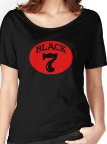 Black Seven Women's Relaxed Fit T-Shirt