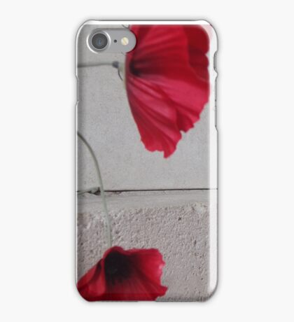 Poppy of Rememberance iPhone Case/Skin