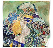 Gustav Klimt - Baby (Cradle)  Poster
